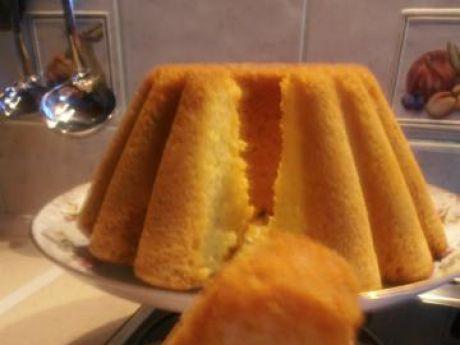 Babka budyniowa  kulinarne abc