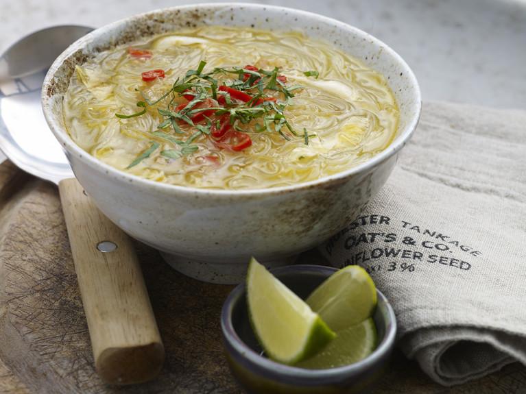 Tajska zupa chili