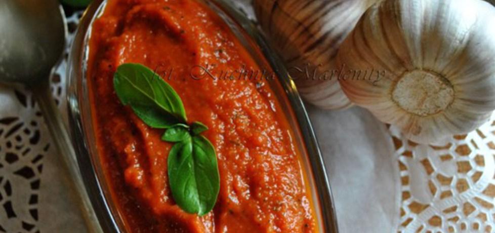 Domowy sos pomidorowy z chili (autor: smerfetka79 ...