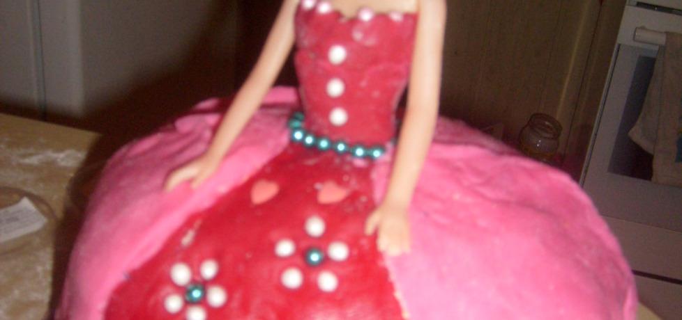 Tort barbie (autor: magdaxxx)