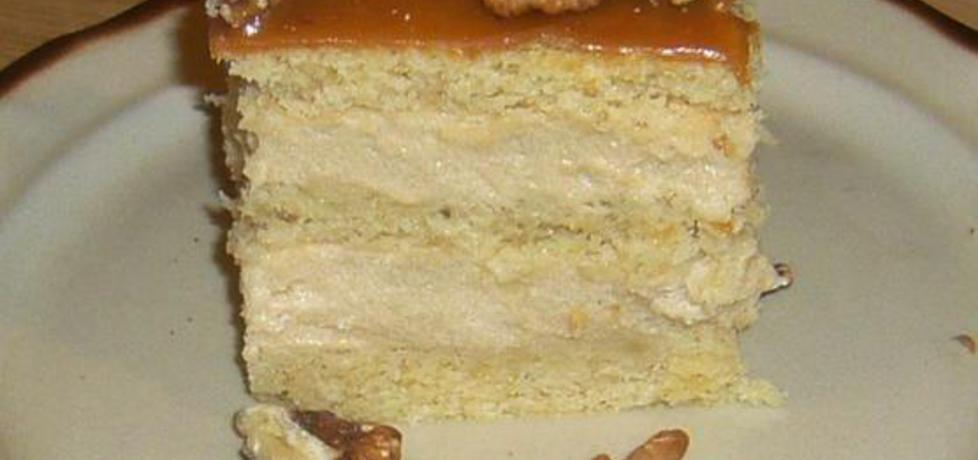 Ciasto krówka wspaniała (autor: myszka75)