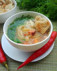 Zupa cebulowo