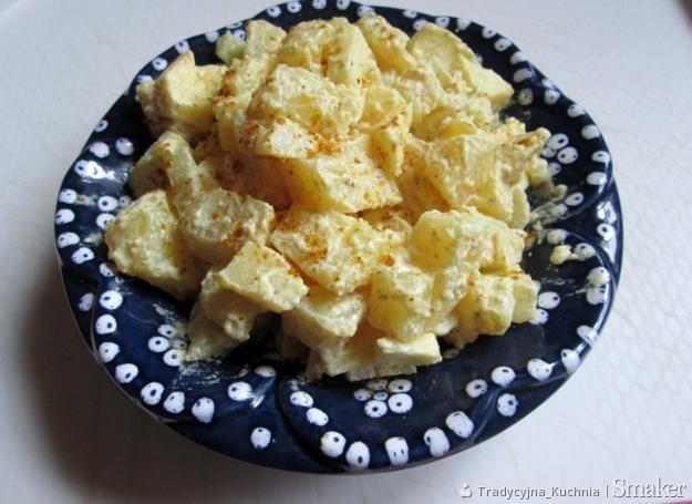 Salatka Ziemniaczana Z Curry Przepis Ze Smaker Pl