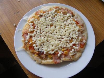 Pitelnia czyli pizza z patelni