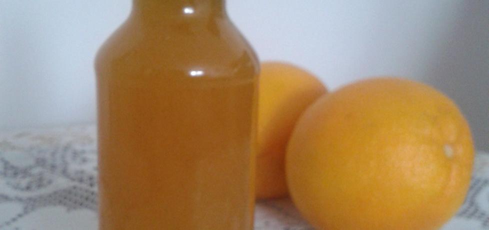 Syrop pomarańczowo-imbirowy (autor: jola91)