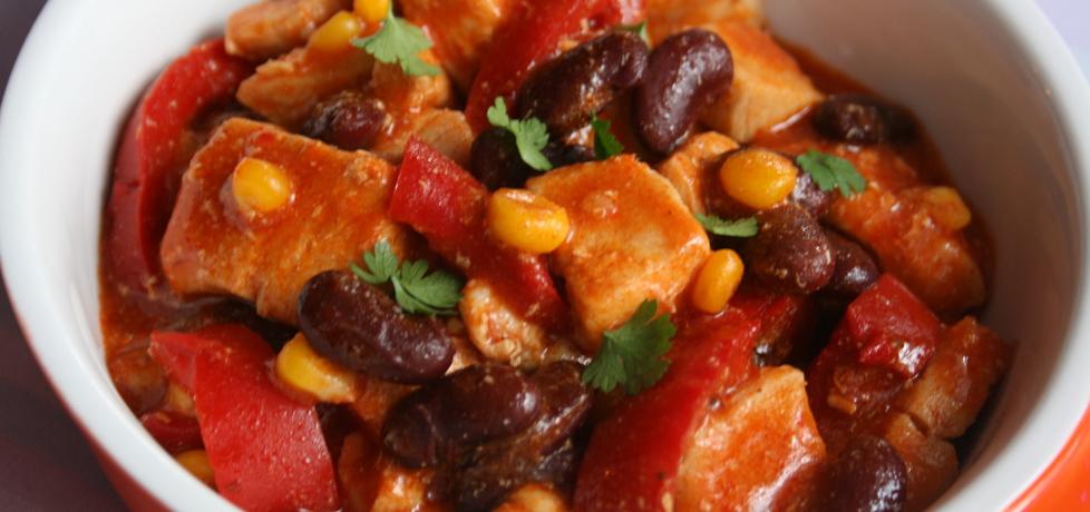 Kurczak po meksykańsku (autor: skotka)