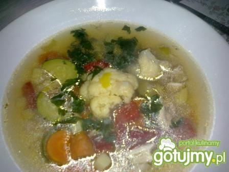 Przepis  zupa warzywna 2 przepis