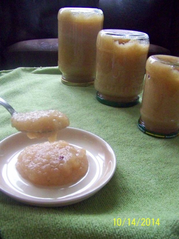 Przepis  dżem jabłkowy z cynamonem przepis