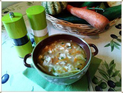 Zupa rybna wg moniki