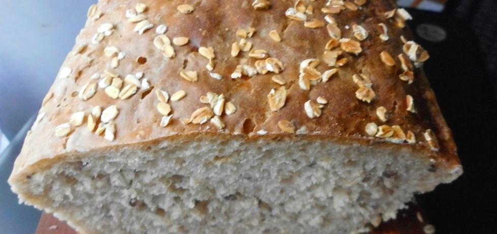 Chleb domowy na zakwasie (autor: smacznab)