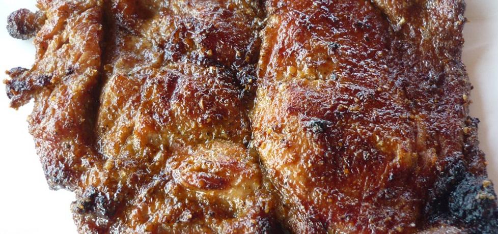 Karkówka z grilla na ostro (autor: wafelek2601)