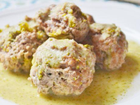 Przepis  pulpety mięsno  brokułowe przepis
