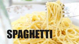 Domowy makaron spaghetti  prosty przepis i składniki