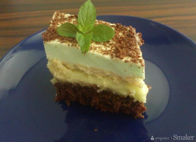 Miętus  ciasto mietowe