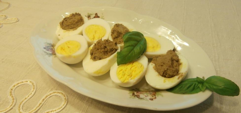 Jajka faszerowane suszonymi grzybami (autor: izapozdro ...