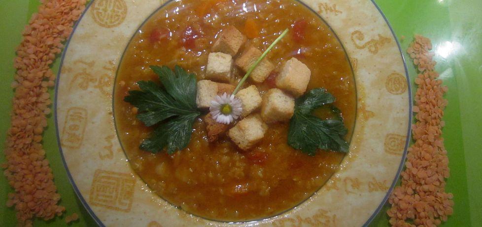 Zupa z czerwonej soczewicy (autor: kate131)