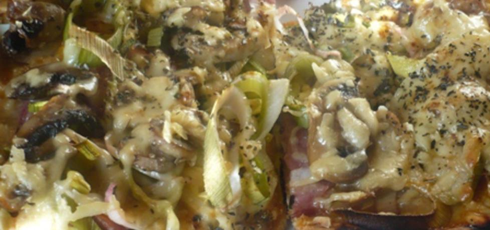 Wiosenna pizza (autor: piter-31)