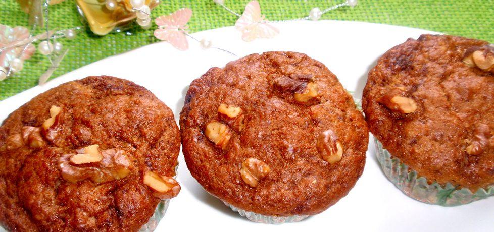 Muffinki z musem jabłkowym (autor: gosia56)