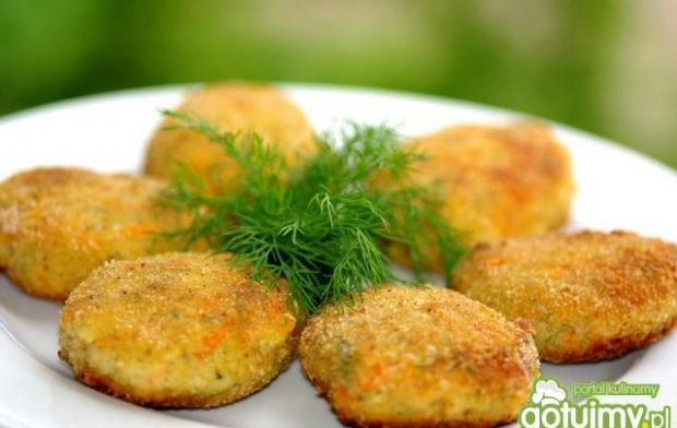 Przepis  kotlety rybno-marchewkowe przepis