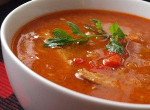 Pikantna pomidorówka  prosty przepis i składniki