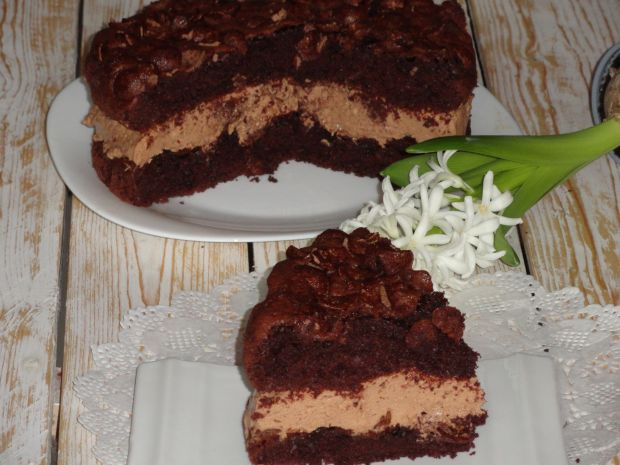Przepis  ciasto chocapic przepis