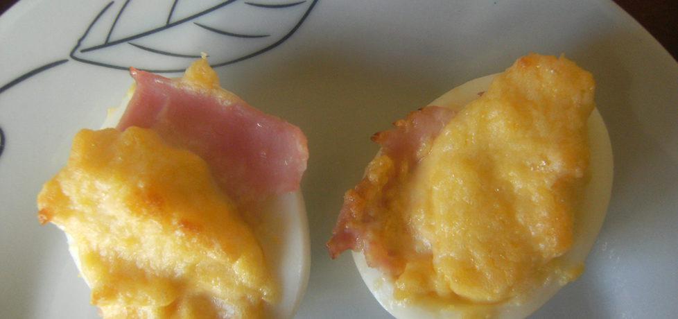 Jajka zapiekane z szynką (autor: djkatee)