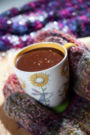 Gorąca czekolada  prosty przepis i składniki