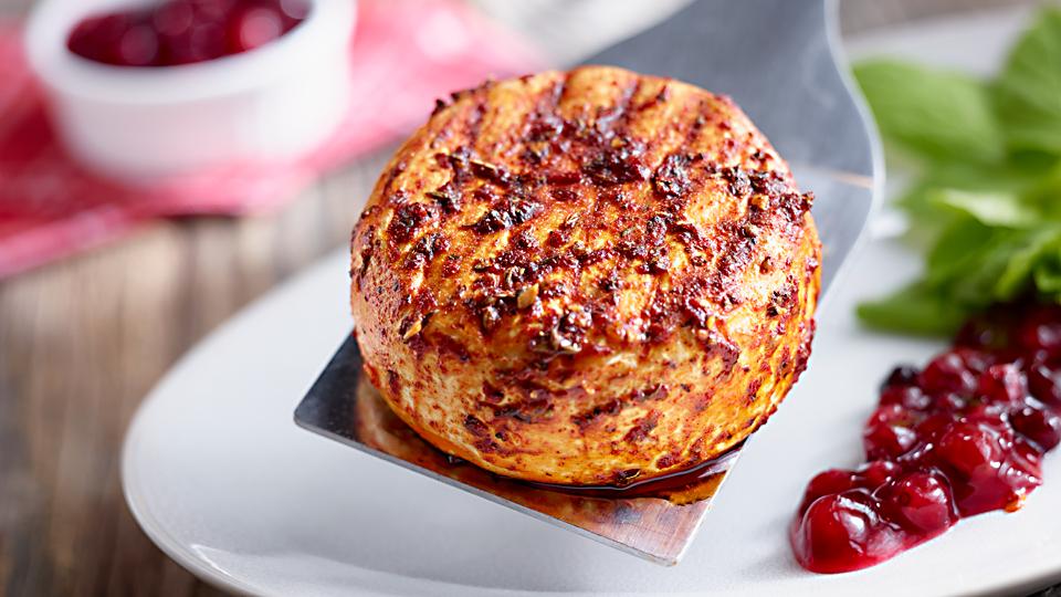 Przepis na camembert z grilla