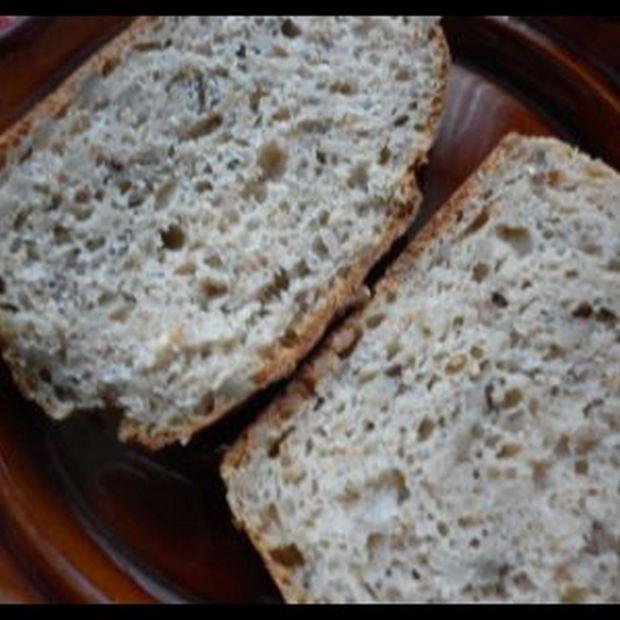 Przepis  chlebek wieloziarnisty na maślance przepis
