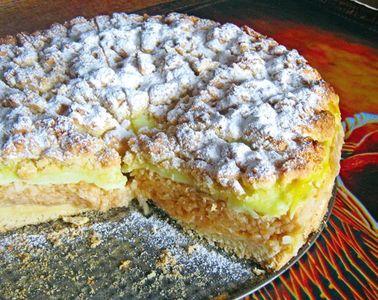 Ciasto gruszkowa pokusa