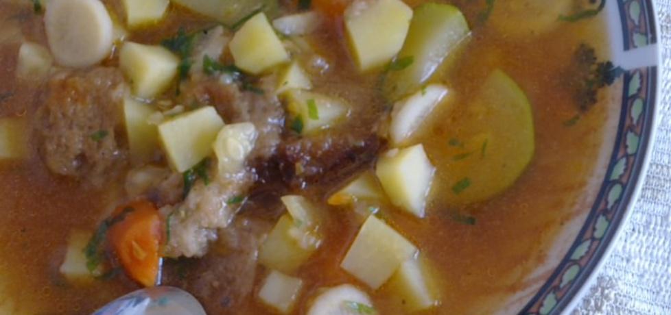 Zupa ziemniaczana (autor: smakowita)