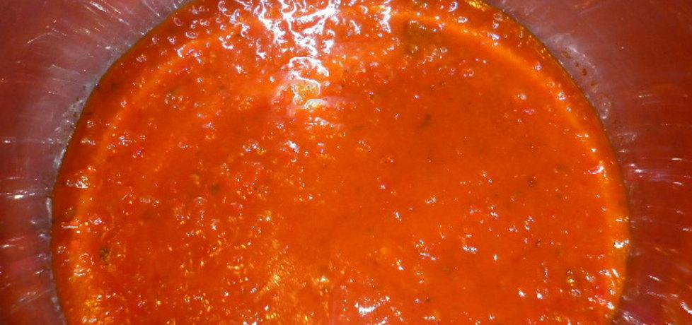 Diabelski sos (autor: magdalena1110)