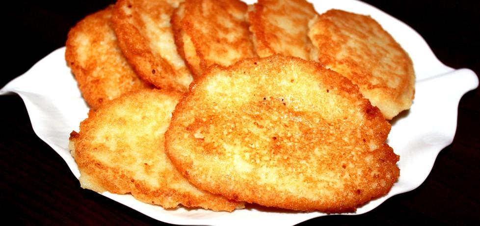 Placki ziemniaczane z mąką kukurydzianą (autor: smakolykijoanny ...