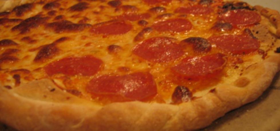Ciasto na pizze  puszyste (autor: crysaliska)
