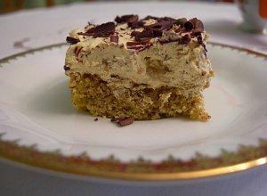 Ciasto rumowe  prosty przepis i składniki