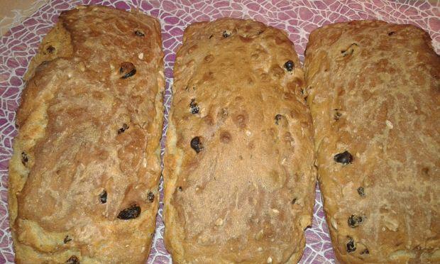 Przepis  maślankowy chlebek z chia przepis