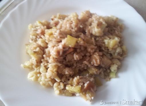 Ryż na biało