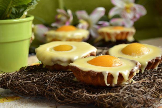 Przepis  słodkie jajka sadzone przepis