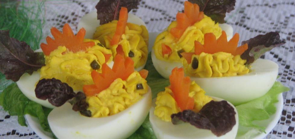 Jajka faszerowane chrzanem (autor: skotka)