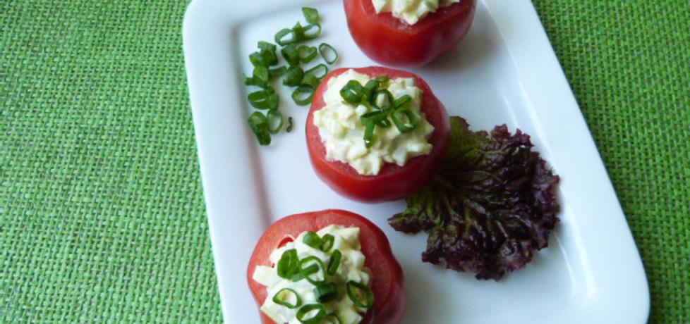 Pomidory nadziewane sałatką śledziową (autor: renatazet ...