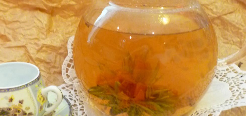 Kwitnąca herbata (autor: marta-ryzek-kalkowska)