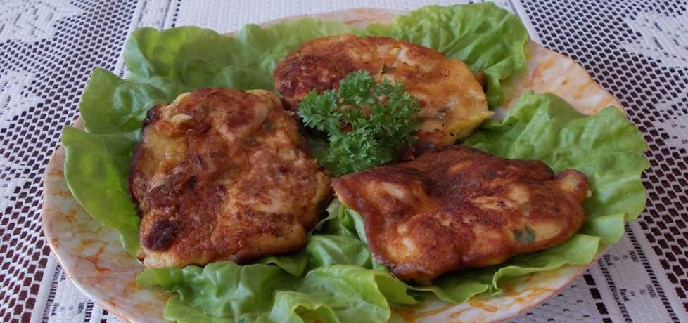 Kotlety z kurczaka, jajek i majonezu. (autor: bernadeta1 ...