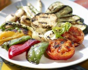 Warzywa z grilla  prosty przepis i składniki
