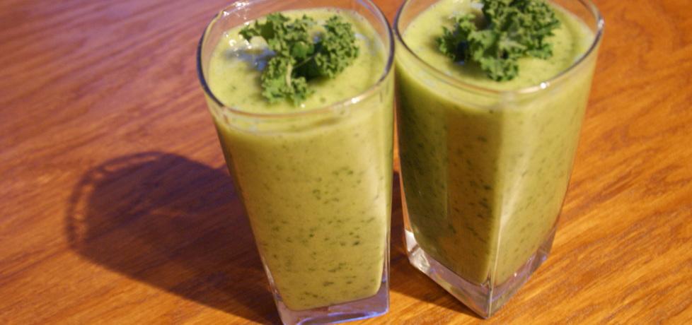 Zielone smoothie (autor: tytka)