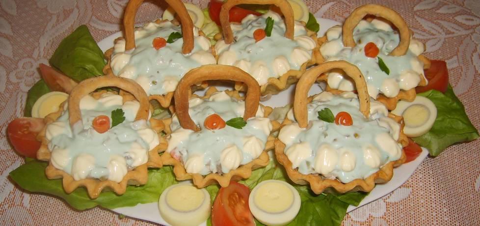 Wielkanocne babeczki (autor: beatkaa153)