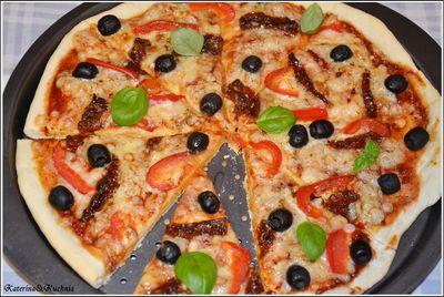 Pizza sycylijska