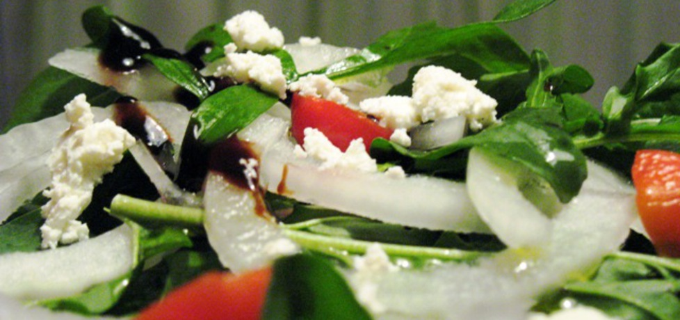 Sałatka z cebuli cukrowej alisa (autor: anna169hosz ...