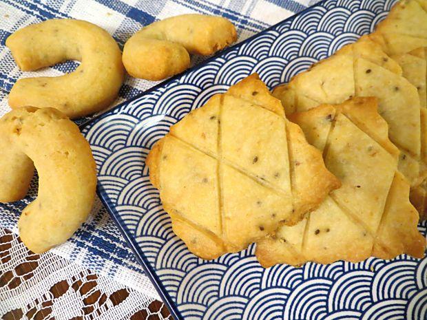 Przepis  ciasteczka orzechowe przepis