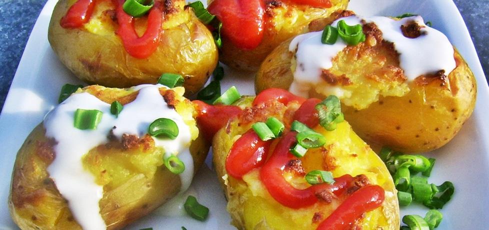 Faszerowane ziemniaczki z serem feta (autor: ania84 ...
