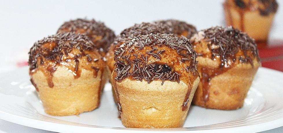 Muffiny piaskowe pieczone w formie sliikonowej (autor ...